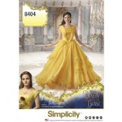 8404 Simplicity Pattern: Misses Costume